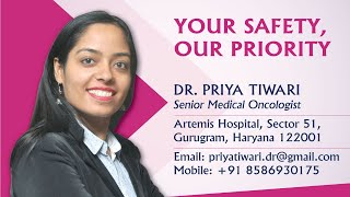 Your safety, our priority by Dr Priya Tiwari - English