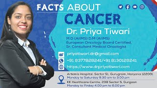 4th February World Cancer Day | Dr. Priya Tiwari | Medical Oncologist