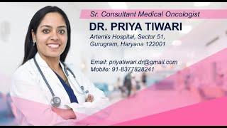 Breast cancer awareness by Dr Priya Tiwari